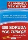 300 Soruda YGS Türkçe Soru Bankası Halil Zenciroğlu