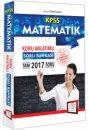 2017 KPSS Matematik Konu Anlatımlı Soru Bankası 657 Yayınları