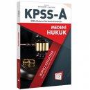 2018 KPSS A Grubu Medeni Hukuk Konu Anlatım 657 Yayınları