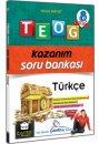 8. Sınıf TEOG Türkçe Kazanım Soru Bankası Çanta Yayınları