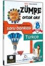 8. Sınıf Türkçe TEOG Zümre Ortak Akıl Soru Bankası Çanta Yayınları