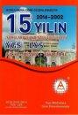 YGS LYS Fizik Kimya Biyoloji 15 Yılın Çıkmış Soruları ve Çözümleri A Yayınları