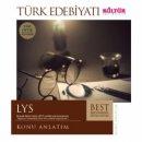 Kültür Yayınları BEST LYS Türk Edebiyatı Konu Anlatım