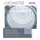 Kültür Yayınları BEST YGS-LYS Geometri Konu Anlatım