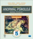 ANORMAL PSİKOLOJİSİ/PSİKOPATOLOJİ - Abnormal Psychology