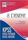 KPSS Genel Yetenek Genel Kültür 8 Deneme 2012