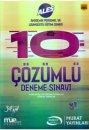2017 ALES Çözümlü 10 Deneme Sınavı Murat Yayınları
