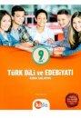 9. Sınıf Türk Dili ve Edebiyatı Konu Anlatımlı Kida Eğitim Yayınları