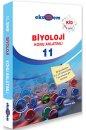 Ekstrem Yayınları 11. Sınıf Biyoloji Konu Anlatımlı Kitap