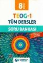 Gezegen Yayıncılık 8. Sınıf TEOG 1 Tüm Dersler Soru Bankası