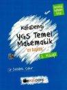 Kafa Dengi YGS Temel Matematik En Baştan Soru Bankası 3. Kitap