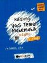 Kafa Dengi YGS Temel Matematik En Baştan Soru Bankası 2. Kitap