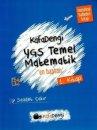 Kafa Dengi YGS Temel Matematik En Baştan Soru Bankası 1. Kitap