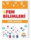 Dora Yayınları İlkokul 4. Sınıf Fen Bilimleri Soru Bankası