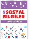 Dora Yayınları 5. Sınıf Sosyal Bilgiler Soru Bankası