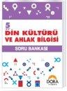 Dora Yayınları 5. Sınıf Din Kültürü ve Ahlak Bilgisi Soru Bankası