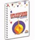Dora Yayınları 6. Sınıf Din Kültürü ve Ahlak Bilgisi Akıllı Defter