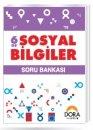 Dora Yayınları 6. Sınıf Sosyal Bilgiler Soru Bankası