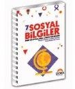 Dora Yayınları 7. Sınıf Sosyal Bilgiler Akıllı Defter