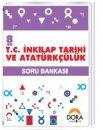 Dora Yayınları TEOG  8. Sınıf TC İnkılap Tarihi ve Atatürkçülük Soru Bankası