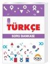 Dora Yayınları TEOG  8. Sınıf Türkçe Soru Bankası