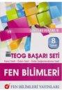 8. Sınıf Fen Bilimleri TEOG Başarı Seti Fen Bilimleri Yayınları