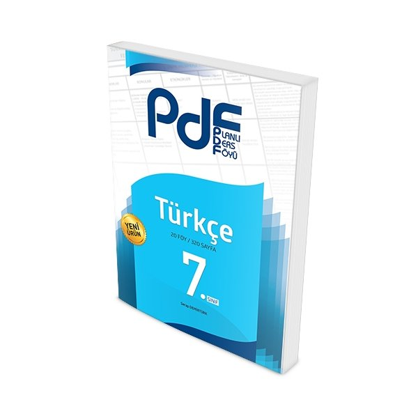 Çözüm Yayınları 7.Sınıf Türkçe Planlı Ders Föyü (Pdf)