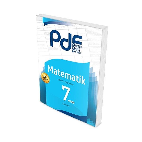 Çözüm Yayınları 7.Sınıf Matematik Planlı Ders Föyü (Pdf)
