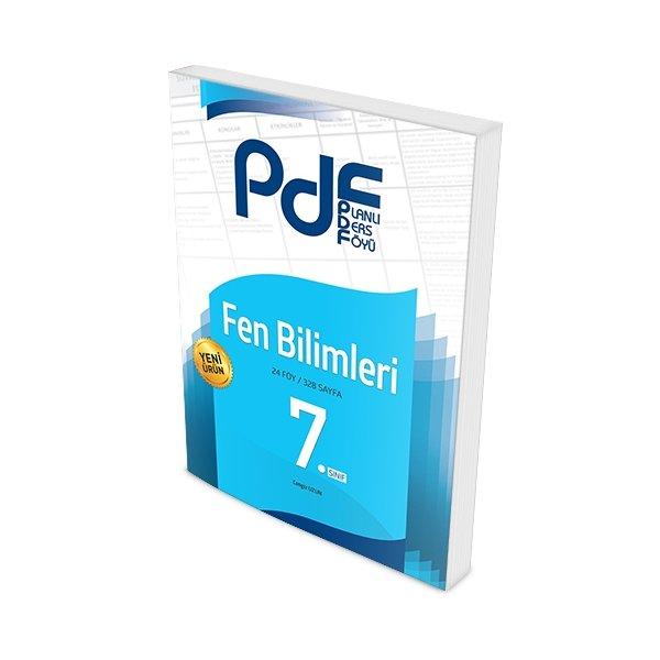 Çözüm Yayınları 7.Sınıf Fen Bilimleri Planlı Ders Föyü (Pdf)