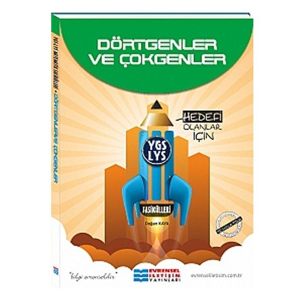 YGS LYS Dörtgenler ve Çokgenler Evrensel İletişim Yayınları