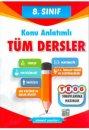 8.Sınıf TEOG Tüm Dersler Konu Anlatımlı Element Yayınları
