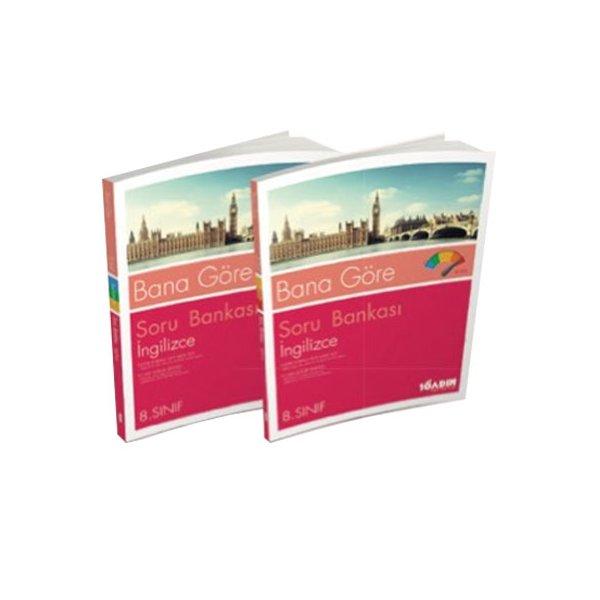 8. Sınıf TEOG  Bana Göre İngilizce Soru Bankası 10 Adım Yayıncılık