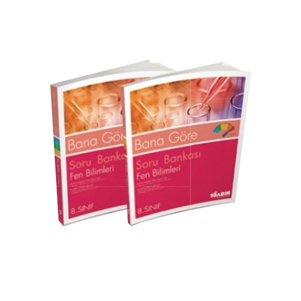 8. Sınıf  TEOG Bana Göre Fen Bilimleri Soru Bankası 10 Adım Yayıncılık