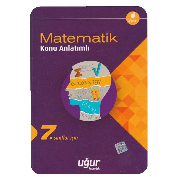 7. Sınıf Matematik Konu Anlatımlı Uğur Hazırlık Yayınları