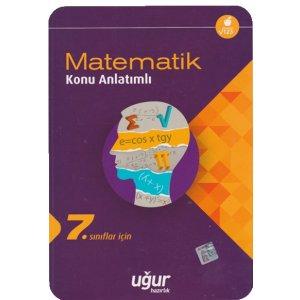 7. S�n�f Matematik Konu Anlat�ml� U�ur Haz�rl�k Yay�nlar�