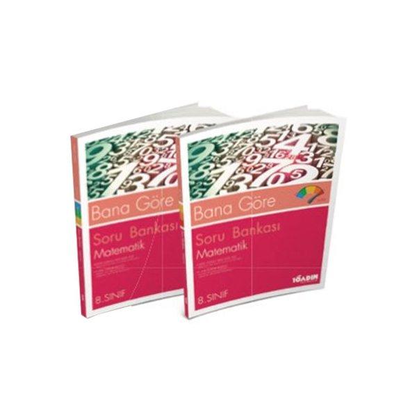 8. Sınıf  TEOG Bana Göre Matematik Soru Bankası 10 Adım Yayıncılık