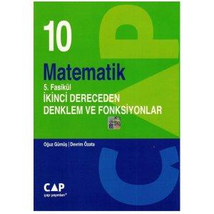 10. S�n�f Matematik 5. Fasik�l �kinci Dereceden Denklem ve Fonksiyonlar �ap Yay�nlar�