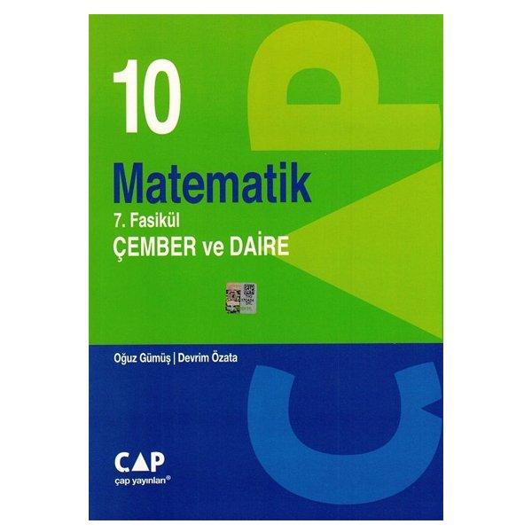 10. Sınıf Matematik 7. Fasikül Çember ve Daire Çap Yayınları