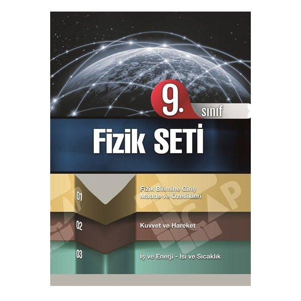 9. Sınıf Fizik Seti Çap Yayınları