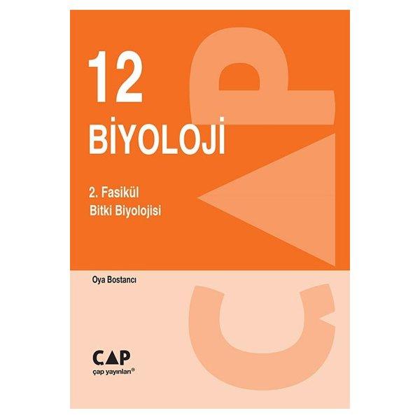 12. Sınıf Biyoloji 2. Fasikül Bitki Biyolojisi Çap Yayınları