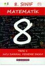 8.Sınıf Matematik TEOG-1 16 Sarmal Deneme Sınavı Platon Matematik