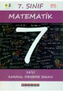 7.S�n�f Matematik 16 Sarmal Deneme S�nav� Platon Matematik