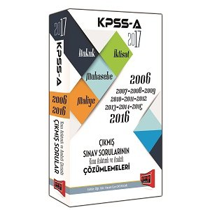 2017 KPSS A Grubu 2006-2016 ��km�� S�nav Sorular�n�n Konu Anlat�ml� ve Analizli ��z�mleri Yarg� Yay�nlar�