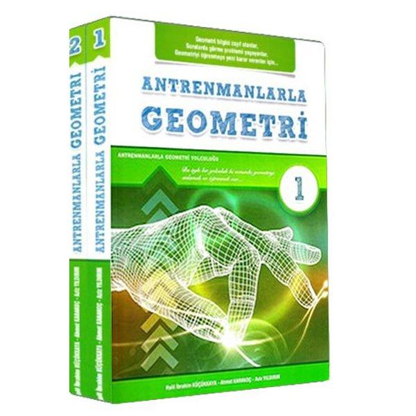 Antrenmanlarla Geometri Seti Kitap Antreman Yayınları