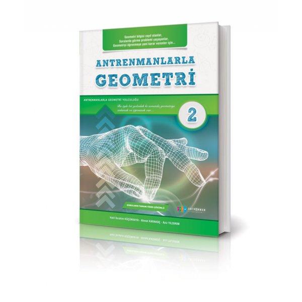 Antrenmanlarla Geometri İkinci Kitap Atrenman Yayınları