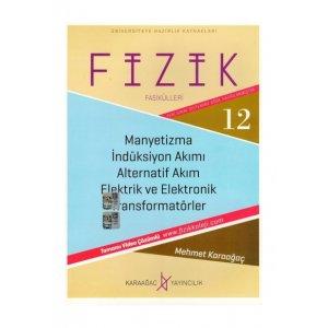 Fizik Fasik�lleri 12 - Manyetizma - Alternatif Ak�m Karaa�a� Yay�nlar�