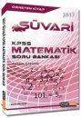 2017 KPSS Matematik Süvari Tamamı Çözümlü Soru Bankası Kariyer Meslek Yayınları