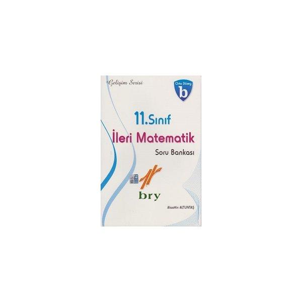 Birey Yayınları 11. Sınıf İleri Matematik Soru Bankası Orta Düzey B