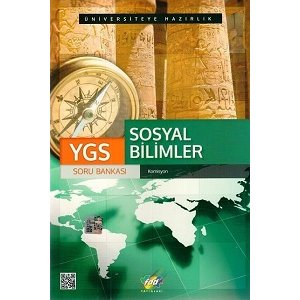 FDD Yay�nlar� YGS Sosyal Bilimler Soru Bankas�