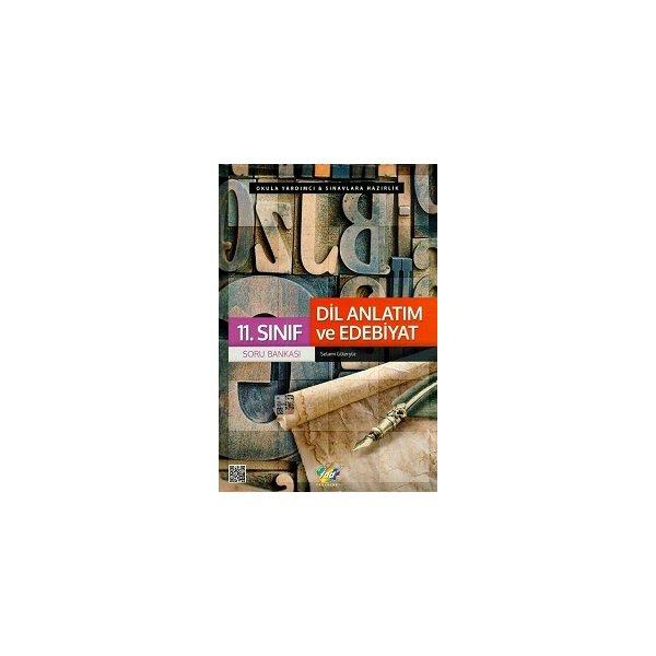 FDD Yayınları 11.Sınıf Dil Anlatım ve Edebiyat Soru Bankası